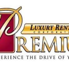 Профиль пользователя Premium Luxury