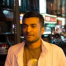 Sandip User Profile