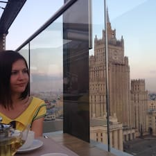 Профиль пользователя Viktoriia