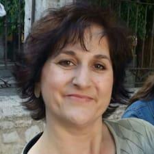 Perfil do usuário de María José