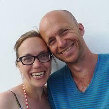 Profil Pengguna Tim & Anne