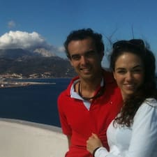 Perfil de l'usuari María & Juan Miguel