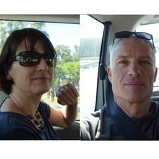 Profil utilisateur de Pierre & Anne Marie