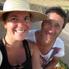 โพรไฟล์ผู้ใช้ Joana And Ricardo