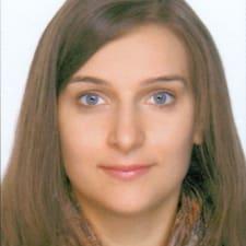 Natallia User Profile