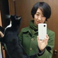 โพรไฟล์ผู้ใช้ Nagisa