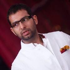 Sidarrth User Profile