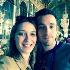 Alexandre & Camille es el anfitrión.