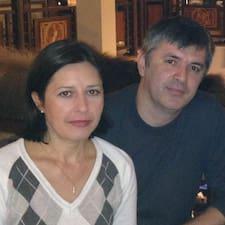 Вадим&Елена ist der Gastgeber.