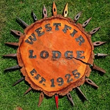 WestfirLodge is the host.