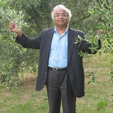 Swaminathan - Uživatelský profil