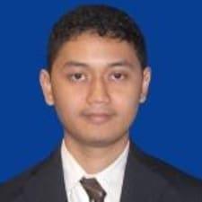Aryo User Profile