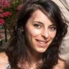 Profilo utente di Sarah