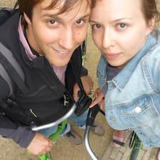 Nutzerprofil von Julien & Alicia