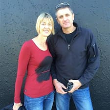 Lisa & Scott User Profile