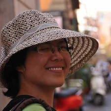 Mingya User Profile