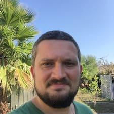 Profilo utente di Olivier