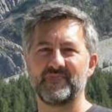 Profil utilisateur de José María