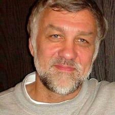 Perfil de usuario de Bernd