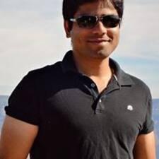 Dushyanth的用戶個人資料