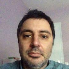 Amedeo User Profile