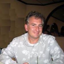 Edmond felhasználói profilja
