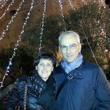 Profil utilisateur de Giuseppe & Giovanna