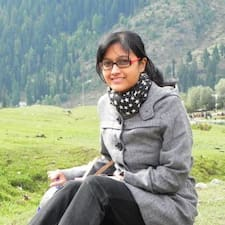 Anandita User Profile