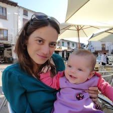 Nutzerprofil von María Rosa