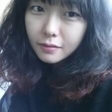 Perfil do usuário de Gaeun