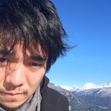 Profil utilisateur de Takeo