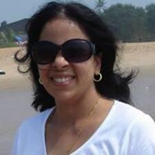 Nutzerprofil von Deepa