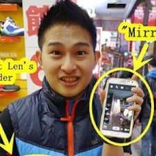 Keijon User Profile
