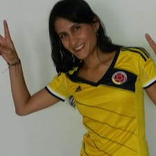 โพรไฟล์ผู้ใช้ Diana Marcela