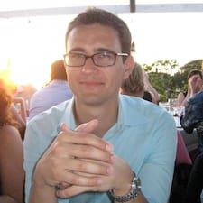 Profil utilisateur de Ezra
