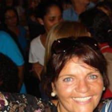 Suzana ist der Gastgeber.