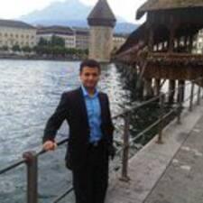 Ashwin - Uživatelský profil