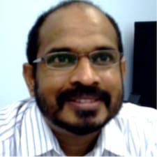 Prema Thasarathan (Dhashi) - Uživatelský profil