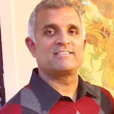 Santosh felhasználói profilja