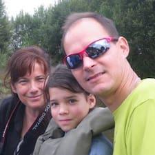 Clara, Patricia Et Thierry User Profile