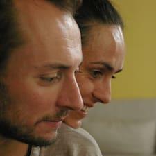 Nutzerprofil von François & Sophie