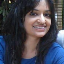 Sreya User Profile
