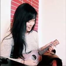 Eunice felhasználói profilja