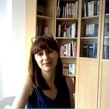 Sandrine Brukerprofil