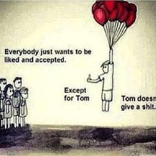 Perfil de usuario de Tom