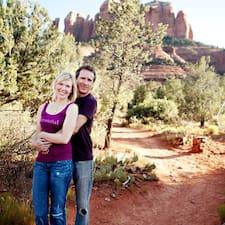 Katie & Anthony User Profile