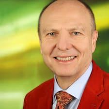 Gernot felhasználói profilja
