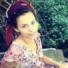 Antonina (Tonya) is the host.