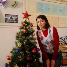 Profil korisnika Liudmila (Lucie)