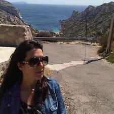 Zohra felhasználói profilja